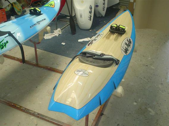 Custom Waveskis