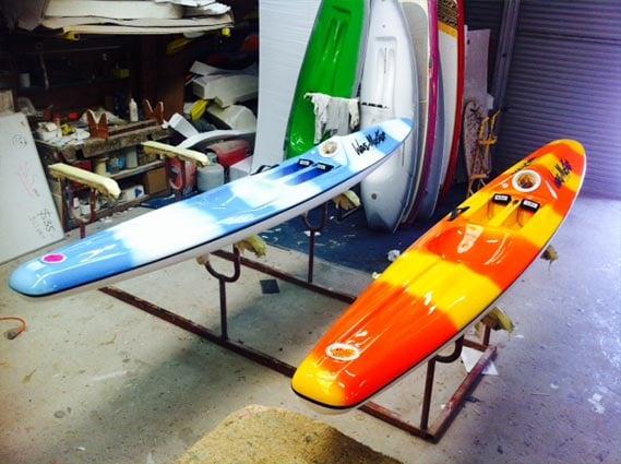 Paddle Skis