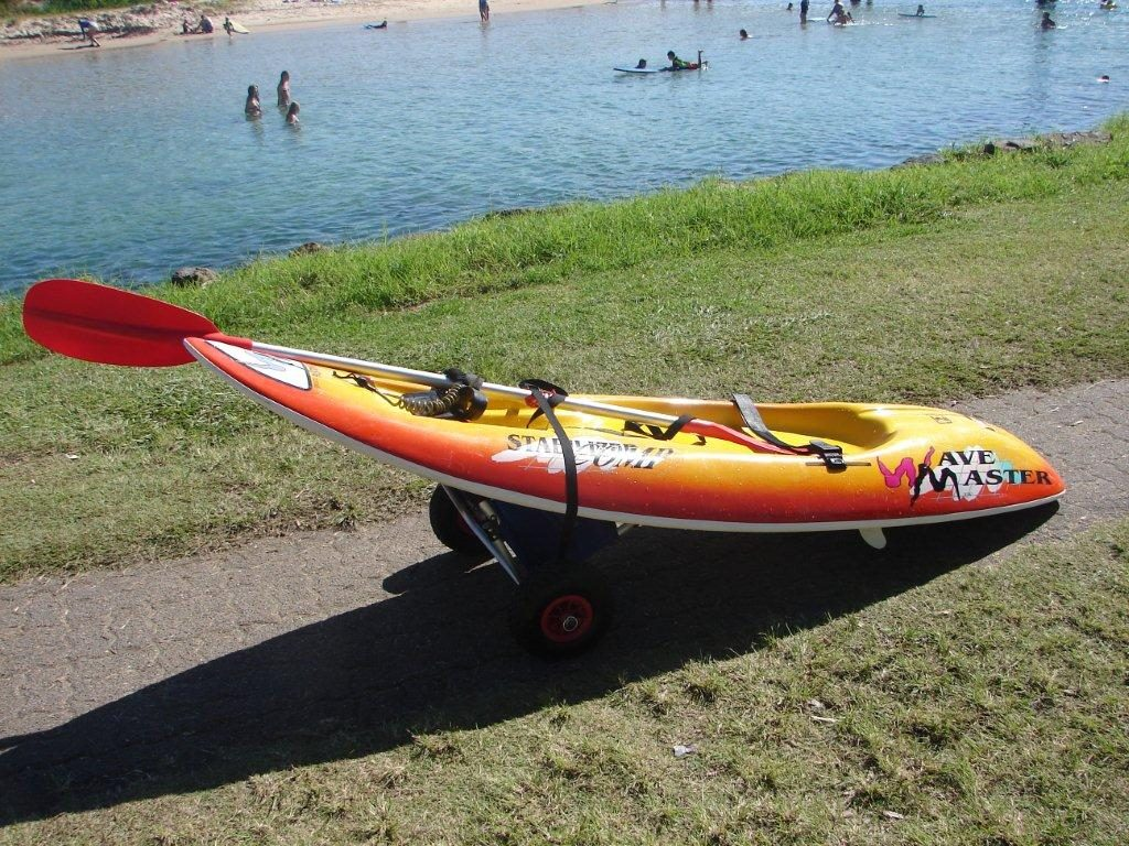 WaveMaster - Wave Ski Carrier Gallery