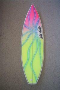 DANIEL SURF BOARD
