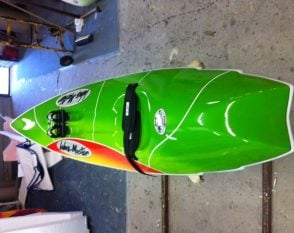 WaveMaster - Custom Wave Skis