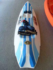 Damien Vickery New Ski