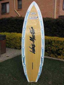 Melissa Hardys NEW WAVEMASTER SURF SKI