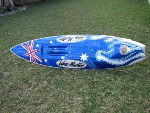 Melisa Hardys NEW WAVEMASTER SURF SKI