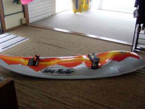 New Custom Ski