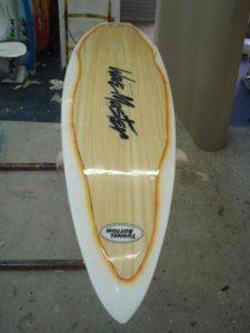 New Custom Wave Ski