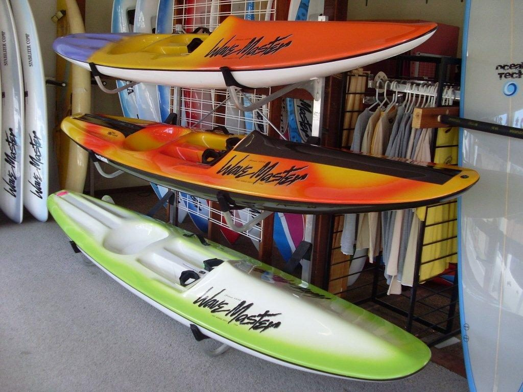 WaveMaster - 3.8m Recreational Skis
