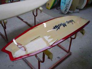 Nick Boon 2nd hand ski bottom
