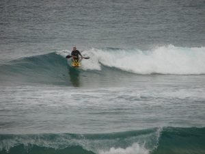 col sugars action shot port macquarie