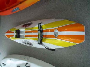 Dave Andrews Grafton new Ski