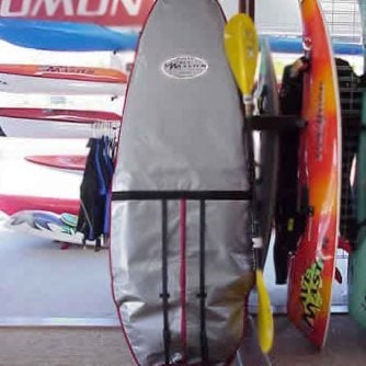 Wavemaster - Silver travel covers sizes 8'6 and 9'6