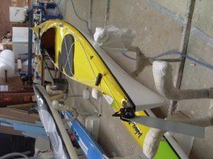 kayak section