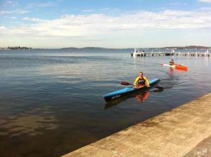 Off Shore West Pack Charity Paddle