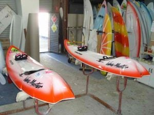 Wavemaster Evolution surfski