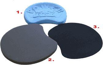 WaveMaster - Seat Pads