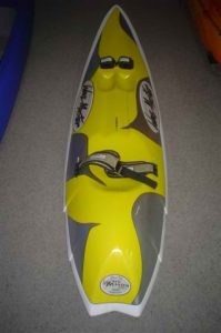 Steve Farthing New Custom for Reunion Island Competition