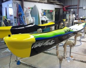 WaveMaster - Racing Skis